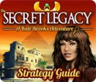 The Secret Legacy: A Kate Brooks Adventure Strategy Guide game