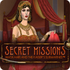 Secret Missions: Mata Hari and the Kaiser's Submarines game