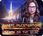 Sharpe Investigations: Death on the Seine game