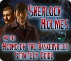 Sherlock Holmes and the Hound of the Baskervilles Strategy Guide game