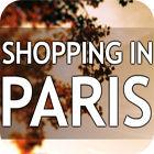 Shopping in Paris game
