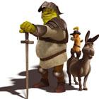 Shrek: Concentration game