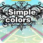 Simple Colors game