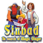 Sinbad: In search of Magic Ginger game