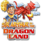 Sir Arthur in the Dragonland game