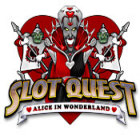 Slot Quest: Alice in Wonderland game