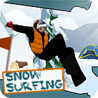 Snow Surfing game