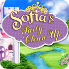 Sofia Party CleanUp game