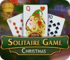 Solitaire Game: Christmas game