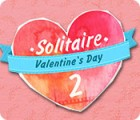 Solitaire Valentine's Day 2 game
