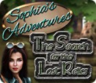 Sophia's Adventures: The Search for the Lost Relics game