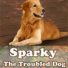 Sparky The Troubled Dog game