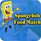 Sponge Bob Food Match game