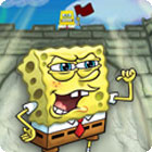 SpongeBob SquarePants: Sand Castle Hassle game