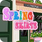 Spring Skirts game