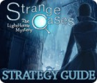Strange Cases: The Lighthouse Mystery Strategy Guide game