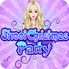 Street Christmas Party game