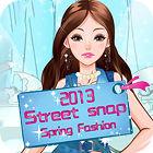 Street Snap Spring Fashion 2013 game