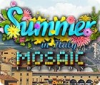 Summer in Italy Mosaic Edition game