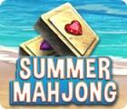 Summer Mahjong game