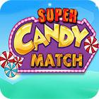 Super Candy Match game