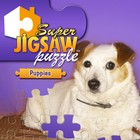 Super Jigsaw Puppies game