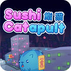 Sushi Catapult game