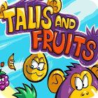 Talis and Fruits game