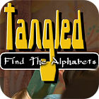 Tangled. Hidden Alphabets game