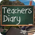Teacher's Diary game