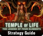 Temple of Life: The Legend of Four Elements Strategy Guide game