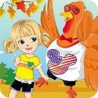 Thanksgiving Turkey Dress-Up game