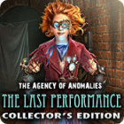 The Agency of Anomalies: The Last Performance Collector's Edition game