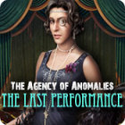 The Agency of Anomalies: The Last Performance game