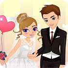 The Carriage Wedding DressUp game