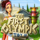 The First Olympic Tidy Up game