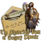 The Mysterious Past of Gregory Phoenix game