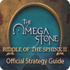The Omega Stone: Riddle of the Sphinx II Strategy Guide game