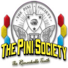 The Pini Society: The Remarkable Truth game