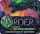 The Secret Order: Return to the Buried Kingdom Collector's Edition game
