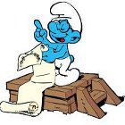 The Smurfs Brainy's Bad Day game