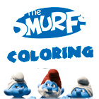 The Smurfs Characters Coloring game