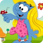 The Smurfs Smurfette Dressup game