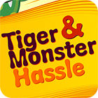 Tiger and Monster Hassle game