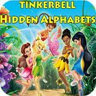 Tinkerbell. Hidden Alphabets game