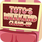 Toto's Weekend Clean Up game