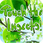 Touch the Insects game