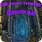 Treasure Seekers: Dungeon Map game
