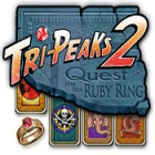 Tri-Peaks 2: Quest for the Ruby Ring game