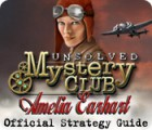 Unsolved Mystery Club: Amelia Earhart Strategy Guide game